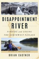 Cover art for Disappointment River
