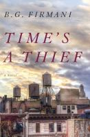 Cover art for Time's A Thief