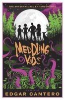 Cover art for Meddling Kids