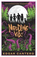 Cover art for Meddling Kids