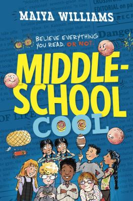 cover of Middle School is Cool