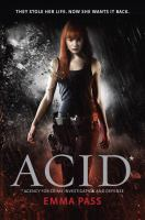 Book cover: ACID