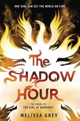 cover of The Shadow Hour