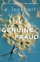 Genuine Fraud by Lockhart, E. © 2017 (Added: 9/7/17)