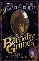 Barnaby Grimes: The Curse of the Night Wolf