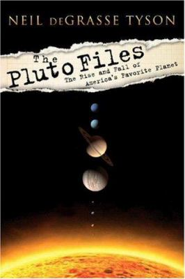 Cover image for The Pluto files 