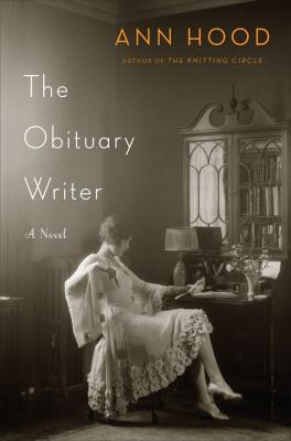 Cover image for The obituary writer
