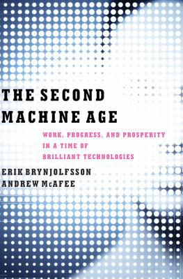 Cover image for The second machine age
