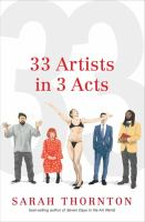 33 Artists in 33 Acts