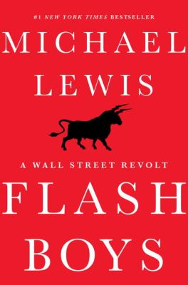 Cover image for Flash boys