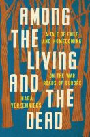 Cover art for Among the Living and the Dead