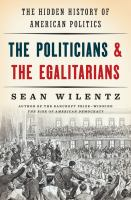 Cover art for The Politicians & The Egalitarians