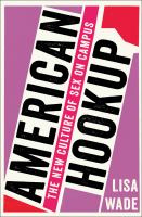 Cover art for American Hookup