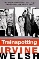 Cover art for Trainspotting