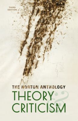 Cover Art for The Norton Anthology of Theory and Criticism