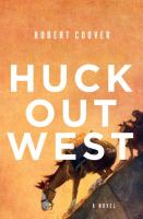Cover art for Huck Out the West