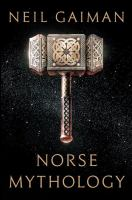 Cover art for Norse Mythology