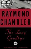The Long Goodbye by Raymond Chandler (book cover)