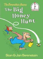 Cover art for The Big Honey Hunt