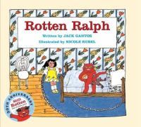 Cover art for Rotten Ralph