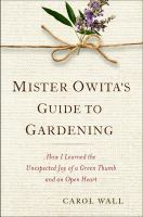 Mister Owita's Guide to Gardening