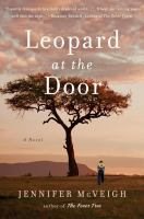 Cover art for Leopard at the Door