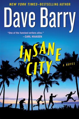 Cover image for Insane city 