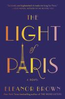 Cover art for The Light of Paris