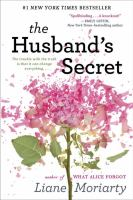 Cover art for The Husband's Secret