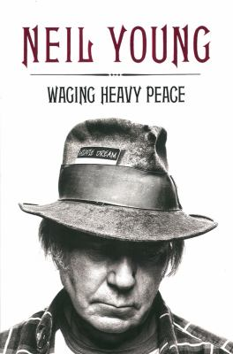 Cover image for Waging heavy peace