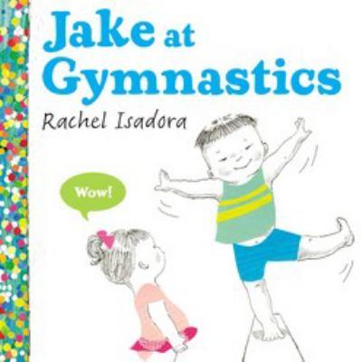 cover of Jake at Gymnastics