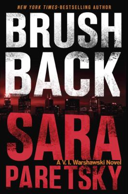 cover of Brush Back