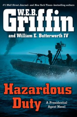 Cover image for Hazardous duty