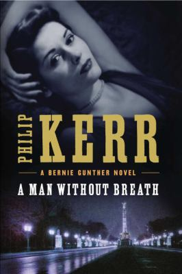 Cover image for A man without breath