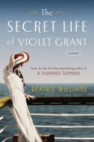 Cover art for The Secret Life of Violet Grant