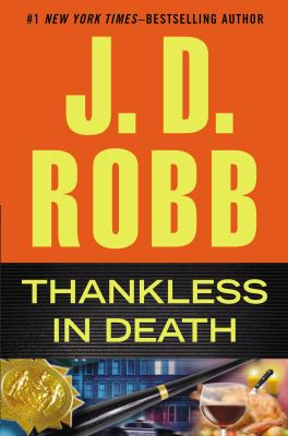Cover image for Thankless in death