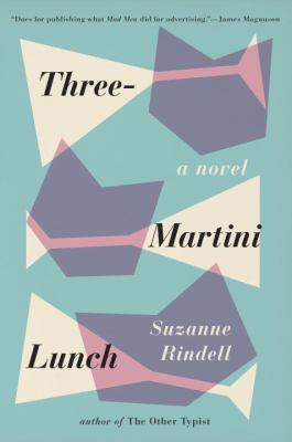 cover of Three-martini Lunch