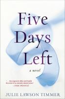 Cover art for Five Days Left