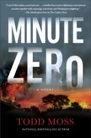 Cover of Minute Zero