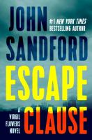 Cover art for Escape Clause