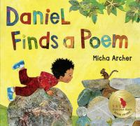 Cover art for Daniel Finds a Poem