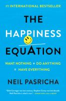 Cover art for The Happiness Equation