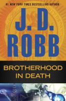 Cover art for Brotherhood in Death