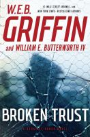 Cover art for Broken Trust