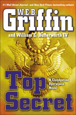 Cover image for Top secret