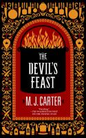 Cover art for The Devil's Feast