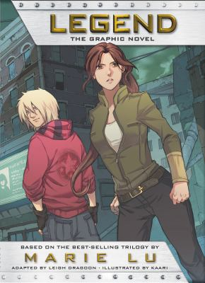 cover of Legend: The Graphic Novel