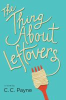 Cover art for The Thing About Leftovers