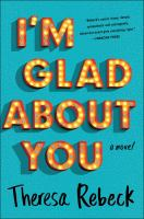 Cover art for I'm Glad About You