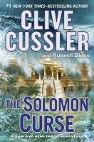Cover of the Solomon Curse